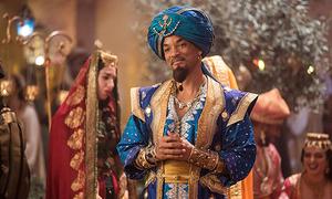 Will Smith cùng dàn sao trổ tài ca múa trong 'Aladdin'