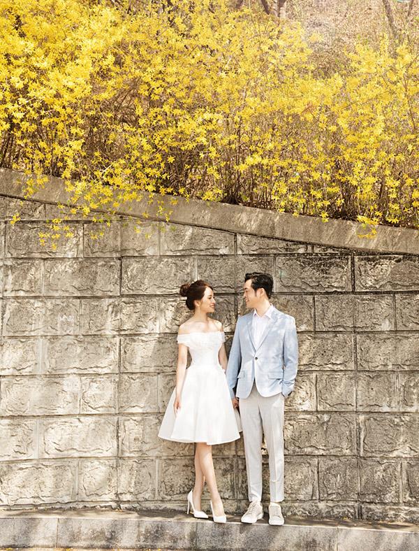 Mối quan hệ của Sara Lưu và Dương Khắc Linh được cả hai gia đình vun vén, ủng hộ.