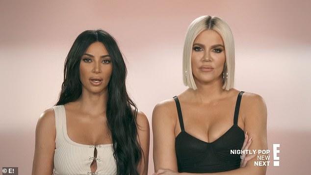Kim, Khloe và các thành viên trong nhà đều chưa tin tưởng bạn trai của mẹ khi anh này quá kín kẽ.