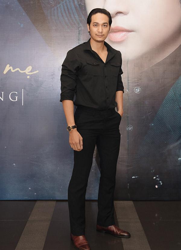 Diễn viên Trường Thịnh tham gia diễn xuất trong phim ca nhạc của Bằng Cường.
