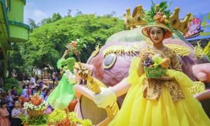 Lễ hội Trái cây Nam Bộ lần thứ 15 tại Suối Tiên