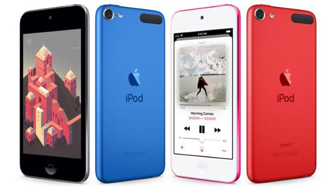 iPod Touch 2019 giá từ 199 USD