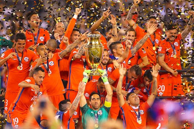 Copa America 2019 được phát sóng trên K+.