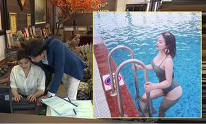 Thư ký bị Vũ 'Về nhà đi con' tán tỉnh từng nặng 60 kg vì tập sai cách