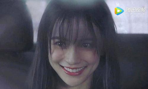 Một phân cảnh khiến nhiều khán giả phải sởn tóc gáy vì nụ cười gây ám ảnh của Angelababy trong phim mới Người bạn thực sự của tôi.