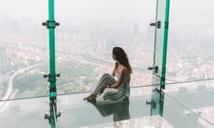Hà Nội lọt top 10 nơi có view từ trên cao đẹp nhất thế giới