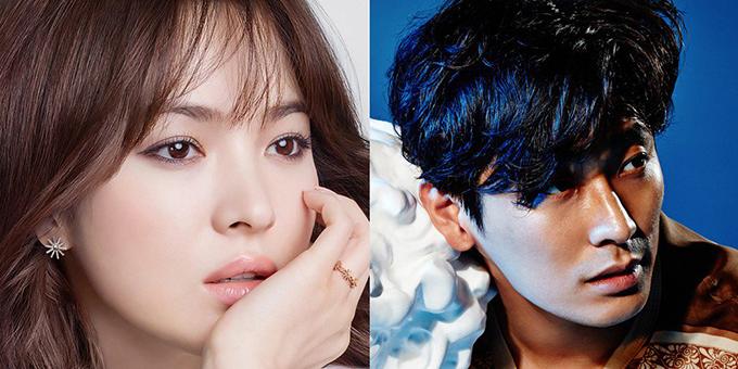 Song Hye Kyo và Joo Ji Hoon được mời đóng vai luật sư đối đầu nhau trong Hyena.