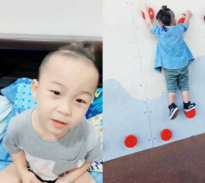 Hotmom Vân Mie mong thấy con lớn lên từng ngày, cùng con trải qua nhiều giây phút hạnh phúc.