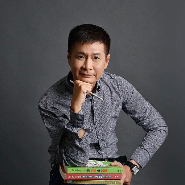 Đạo diễn Lê Hoàng luôn đưa ra những lập luận sắc sảo nhiều vấn đề trong xã hội.