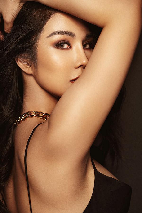 Ảnh: Milor Trần  Stylist: Mạch Huy  Make up & Hair : Quân Nguyễn & Pu Lê