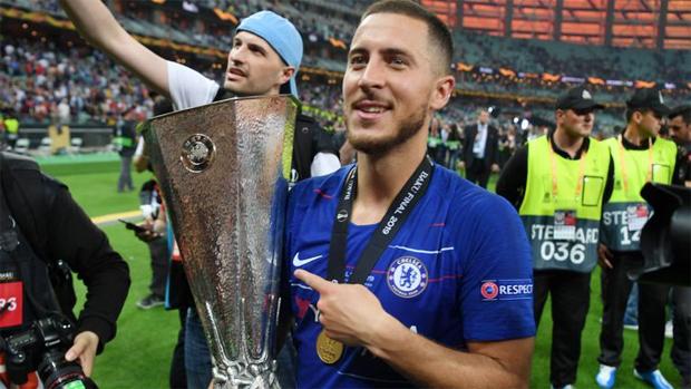 Hazard chia tay Chelsea sang Real