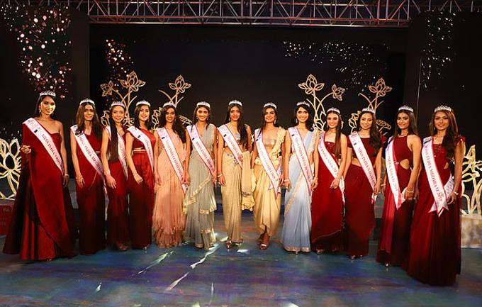 Các thí sinh khu vực phía đông Ấn Độ lọt vào vòng chung kết.
