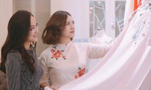 Cưới A - Z: Tư vấn áo dài cho cô dâu có mỡ bụng
