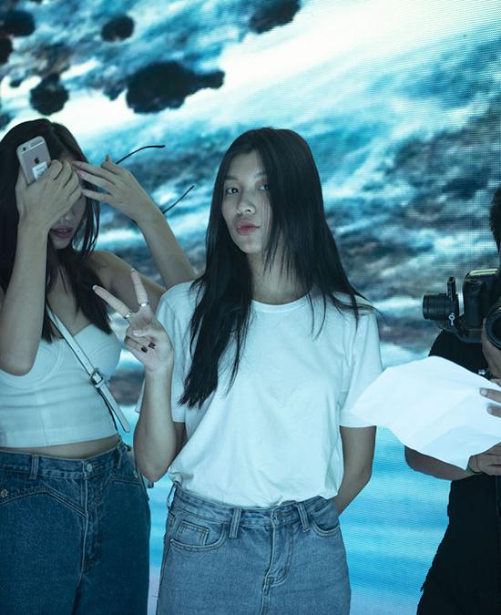 Người mẫu Đồng Ánh Quỳnh.