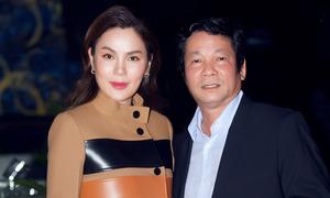 Chồng đại gia của Hoa hậu Phương Lê hiếm hoi lộ diện