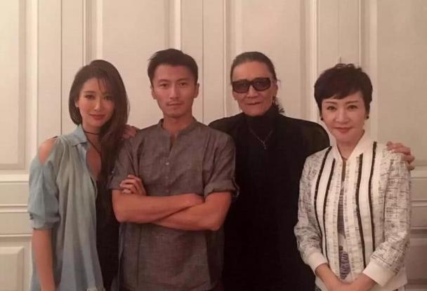 Gia đình nhà họ Tạ.
