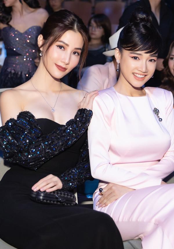 Nhã Phương đeo trang sức hơn 1,5 tỷ dự show Đỗ Long - 6