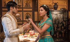 Cặp đôi 'Aladdin' được tìm ra từ 2.000 ứng viên