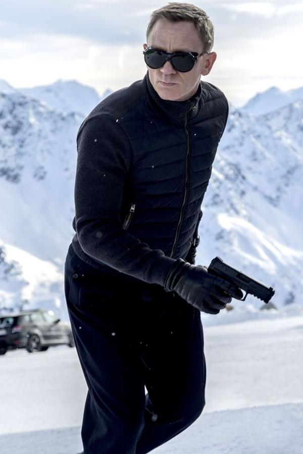 Bond 25 là phim cuối cùng Daniel Craig vào vai điệp viên 007.