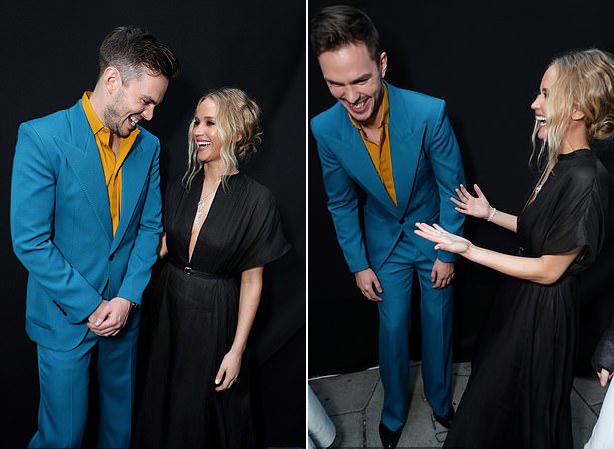 Jennifer và Nicholas cùng tới dự buổi công chiếu phim X-Men: Dark Phoenix (X-Men: Phượng hoàng bóng tối). Cả hai cùng là ngôi sao trong phần mới nhất của loạt phim về thế giới dị nhân.