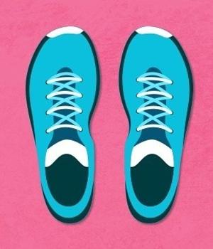Đôi giày bạn thường xuyên sử dụng thể hiện cá tính của bạn