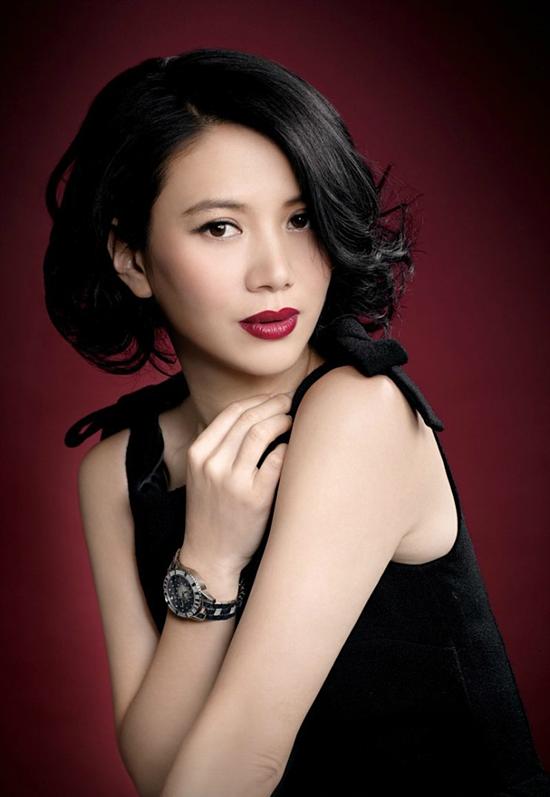 Bà xã Trương Trí Lâm - Viên Vịnh Nghi.