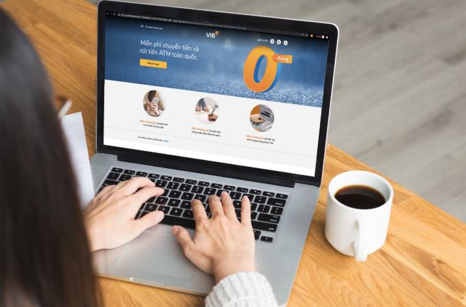 Chọn tài khoản thanh toán cho người kinh doanh online - 1