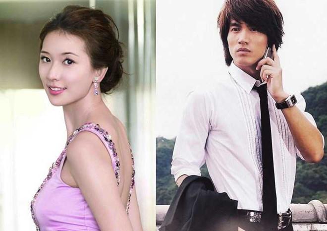 Lâm Chí Linh và Ngôn ThừaHúc từng hẹn hò nhau từ 2003 tới 2006, sau đó tan vỡ.