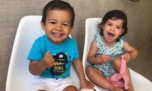 C. Ronaldo thấy 'tệ' vì vắng mặt trong sinh nhật hai con