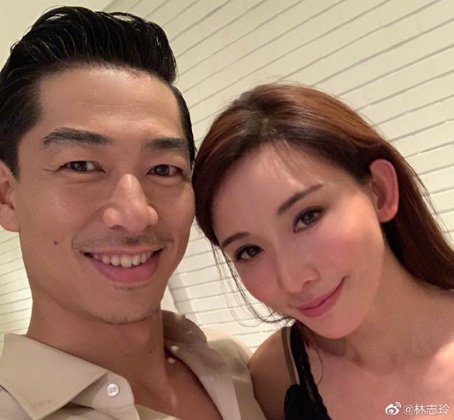 Lâm Chí Linh và chồng, ca sĩ AKIRA. Anh là người Nhật, thuộc nhómEXILE là nhóm nhạc 19 thành viên nổi tiếng tại Nhật Bản từ năm 2001.