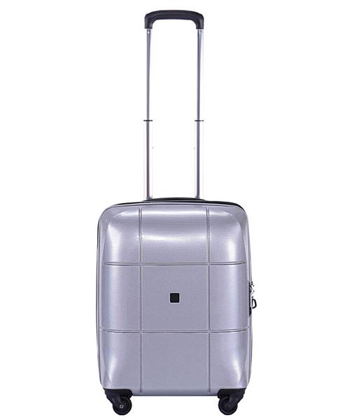 Với kiểu dáng thanh mảnh thời thượng, mặt cắt ô vuông đơn giản nhưng toát lên sự sang trọng cùng màu sắc quý phái, PC080S - mẫu vali Echolac với chính sách bảo hành lên đến 10 năm toàn cầu trở thành người bạn đồng hành của nhiều người trong những chuyến đi xa.