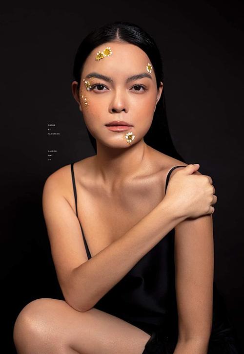 Ca sĩ Phạm Quỳnh Anh nhận xét về mình: Mặt tròn như cái bánh bao ý.