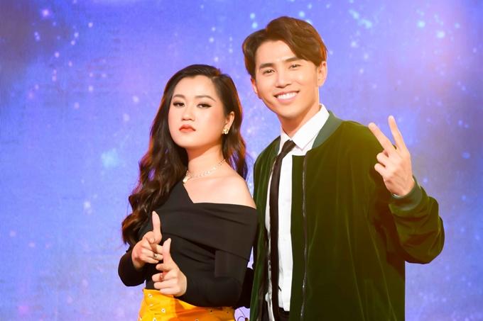 Diễn viên Lâm Vỹ Dạ và ca sĩ Will đảm nhận MV chương trình Đấu trường âm nhạc.