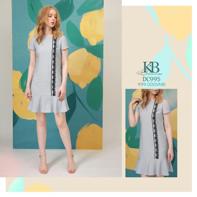 Với BST đầu tiên thuộc dòng sản phẩm Easy Pick – Dễ dàng lựa chọn, dễ dàng sở hữu, bên cạnh yếu tố màu sắc, các nhà thiết kế của KBFashion tập trung khai thác đặc tính của chất liệu.