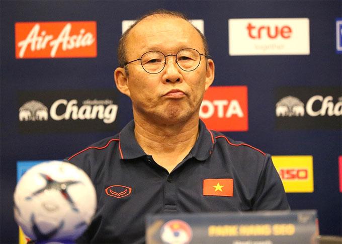 Thầy Park: Gặp Thái Lan là chung kết rồi