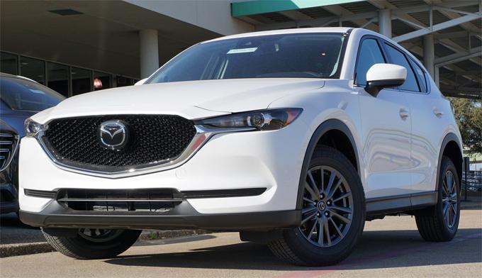Mazda CX-5 giảm giá 50 triệu đồng