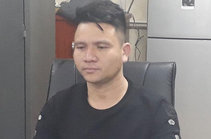 Bị can Nguyễn Văn Năm.