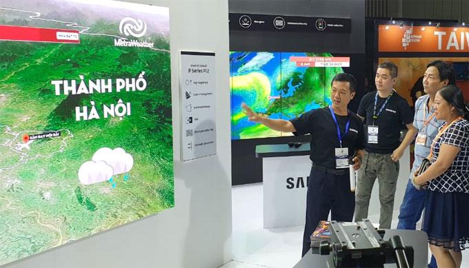 Các công nghệ màn hình Samsung ở triển lãm phim và truyền hình