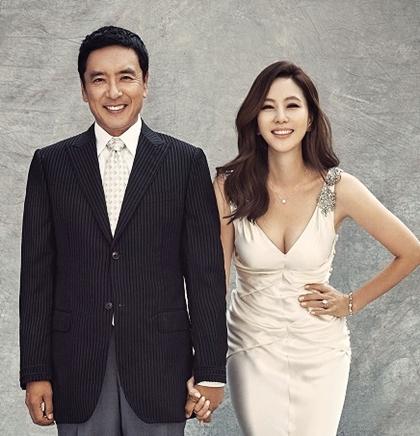 Vợ chồng Kim Nam Joo, Kim Seung Woo.