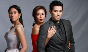 Huấn luyện viên The Face Thái Lan đóng vai 'tiểu tam' cướp chồng