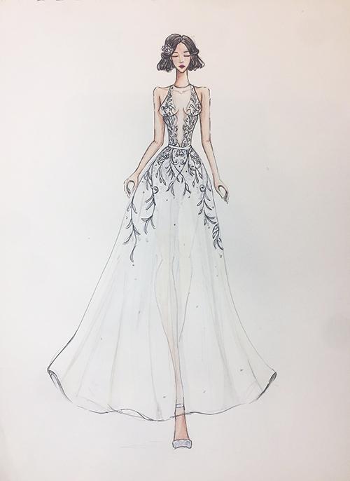 Phương Mai sẽ diện jumpsuit cưới - 1