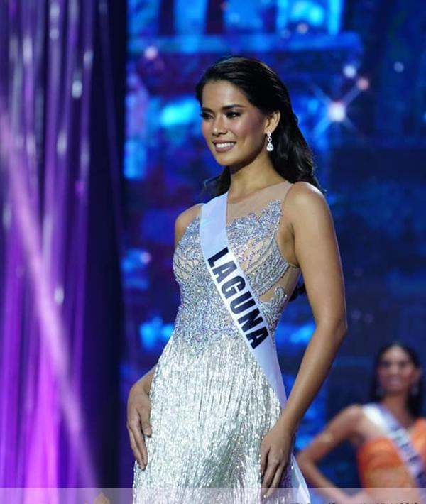 Leren Mae Bautista đại diện Laguna là Miss Globe Philippines - Hoa hậu Hoàn cầu Philippines 2019.