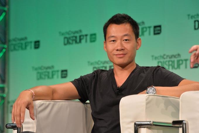 Justin Kan, CEO công ty công nghệ Atrium. Ảnh: BI.