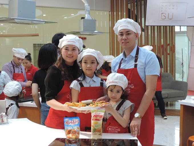 Lớp học tổ chức xuất phát từ nhận thức, bữa cơm ngoài cung cấp năng lượng, đảm bảo dinh dưỡng, sức khỏe cho các thành viên còn là cầu nồi gắn kết các thành viên, góp phần vun đắp hạnh phúc gia đình.