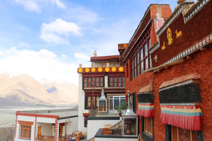 Ba khu thiền viện linh thiêng của đất Phật Ladakh - 1