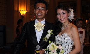 Chuyện chưa kể về đám cưới của 'Hoa hậu bỏ showbiz' Thảo Hương