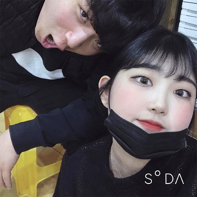 Choi Joon Hee hiện tại hạnh phúc trong tình yêu tuổi học trò.