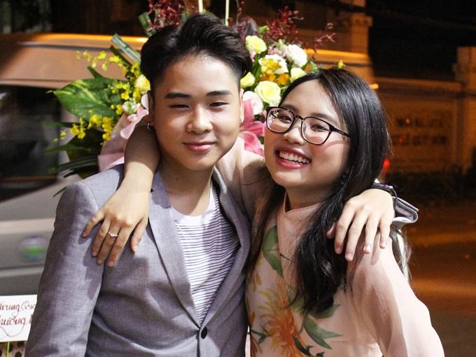 Quang Lê nhận thí sinh Giọng hát Việt nhí làm con nuôi