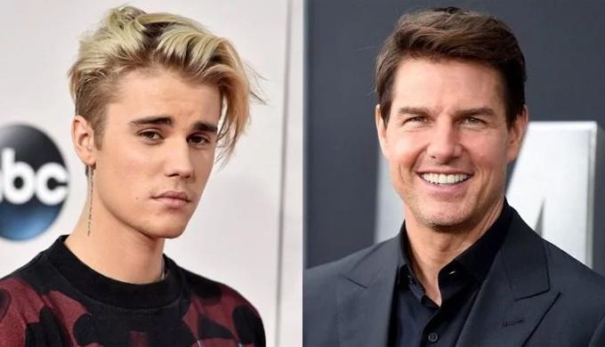 McGregor sẵn sàng tổ chức trận đấu giữa Justin Bieber và Tom Cruise.