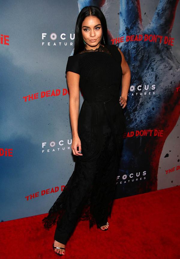 Nữ diễn viên Vanessa Hudgen.